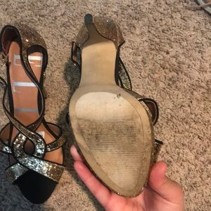 Elle Shoes - Glam heels